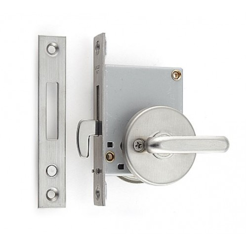 Sliding Door Latch With Indicator