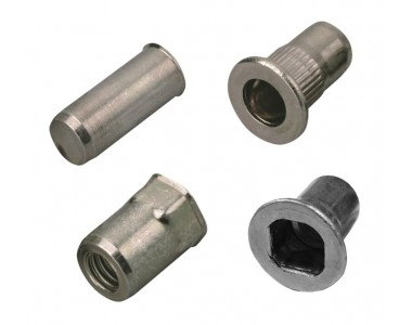 steel threaded inserts